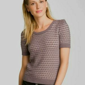 UO Cooperative Knitted Gray Top size small